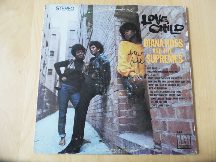 Great soul: 12 xalbums like Supremes, Percy Sledge, Four Tops and others  - LP's - 1968/1986