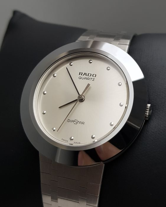 Rado - 'NO RESERVE PRICE' DiaStar 91 Quartz Carbide NOS Swiss Luxury Lady - 713.0091.3 - Unisex - 1990-1999