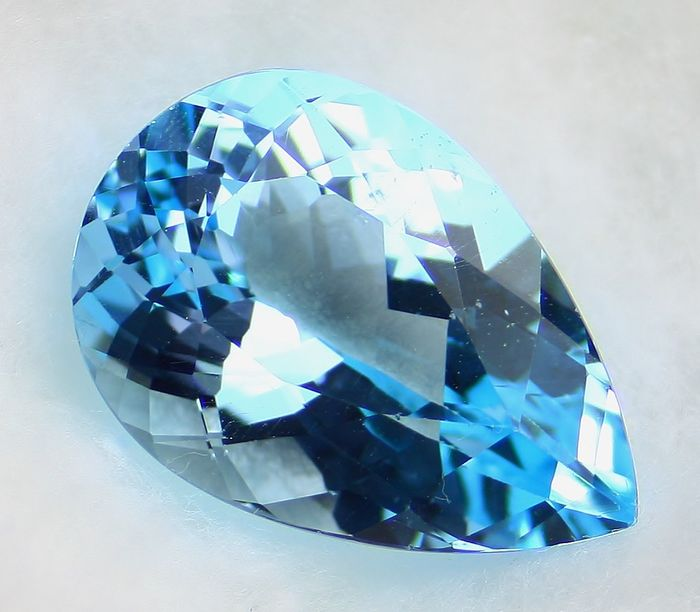 Topaz, No Reservation Price - 16.21 ct