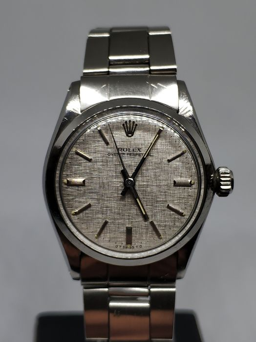 """Rolex - Oyster Perpetual sigma dial - 6748 """" NO RESERVE PRICE """" - Unisex - 1970-1979"""