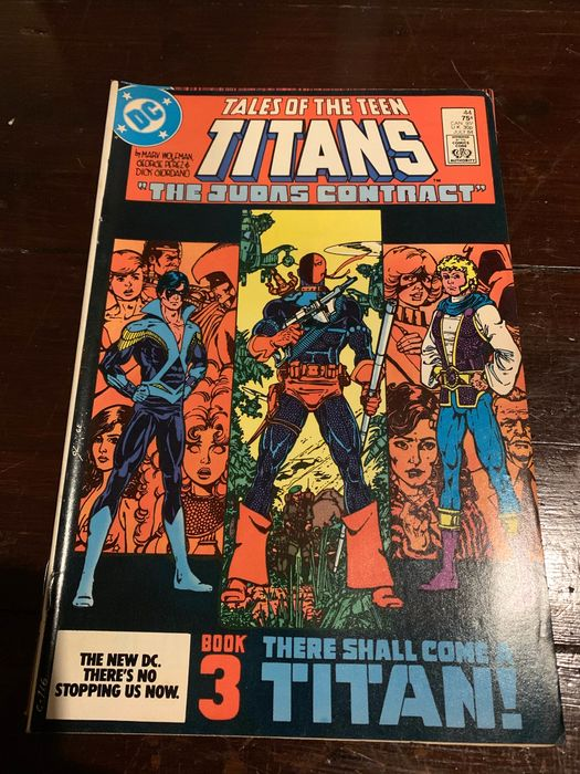 Tales of the Teen Titans 41, 42,43,44,45,48,49,50 - Tales of the New Teen Titans  - Erstausgabe - (1984/1984)