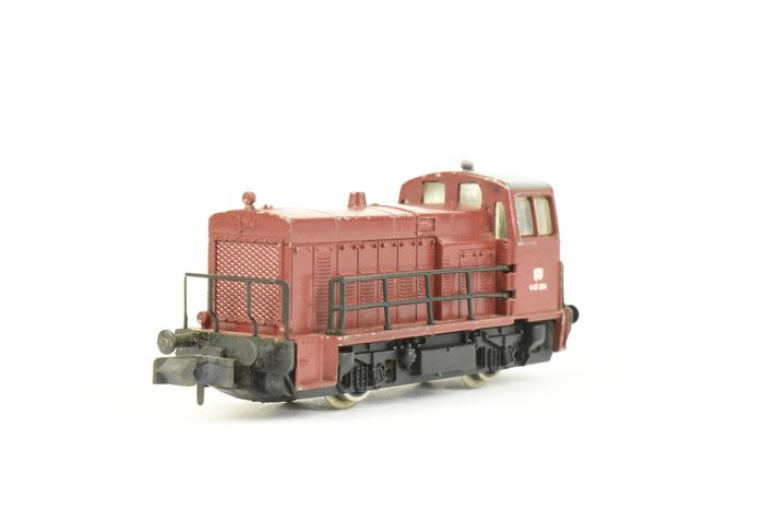 Arnold N - 2057 - Diesel locomotive - V 45 with automatic coupling (simplex coupling) - DB
