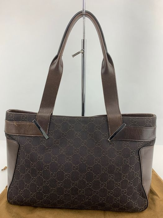 Gucci - NO RP-GG patern-Magnet Tote bag