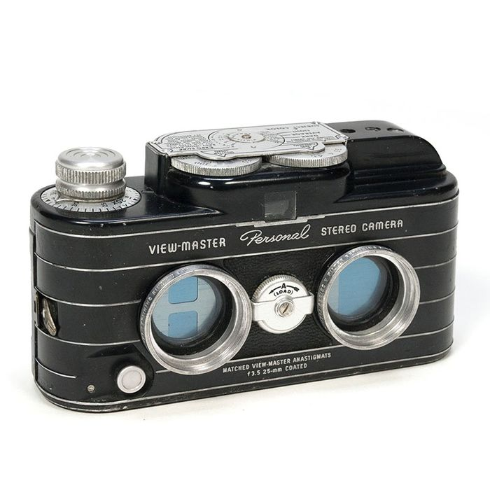 Sawyer View-master personal camera