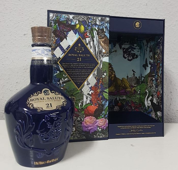 Royal Salute 21 years old - 700ml