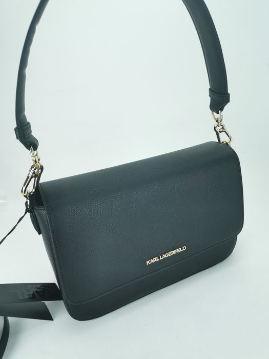Karl Lagerfeld - K/Sphinx Shoulder Bag black Handbag