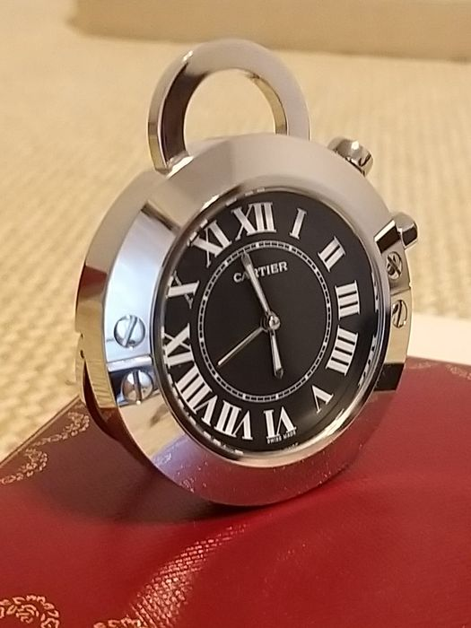 Cartier table clock - Unknown - 21st century