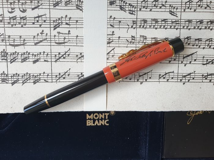 Montblanc Johan Sebastian Bach Limited edition - Stylo à plume