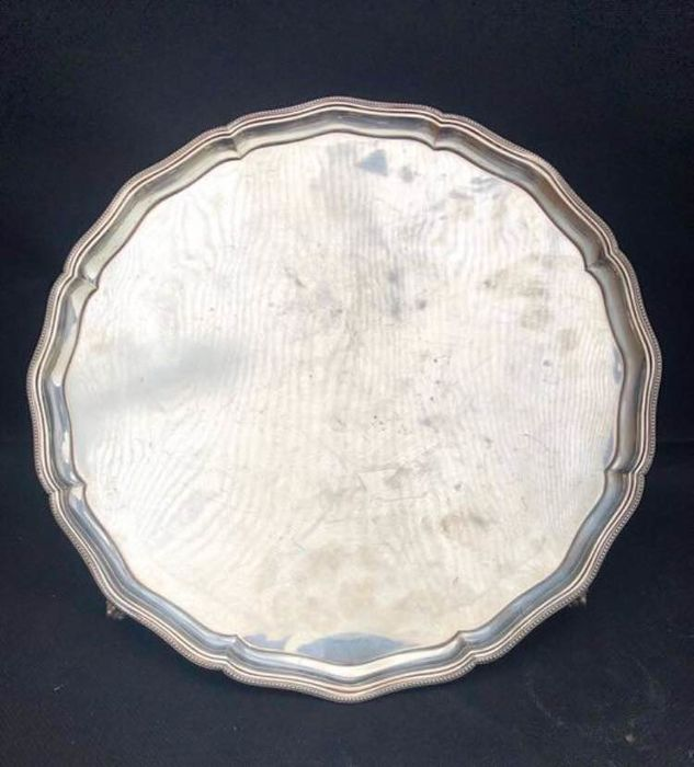 EPNS - Tray - Silverplate