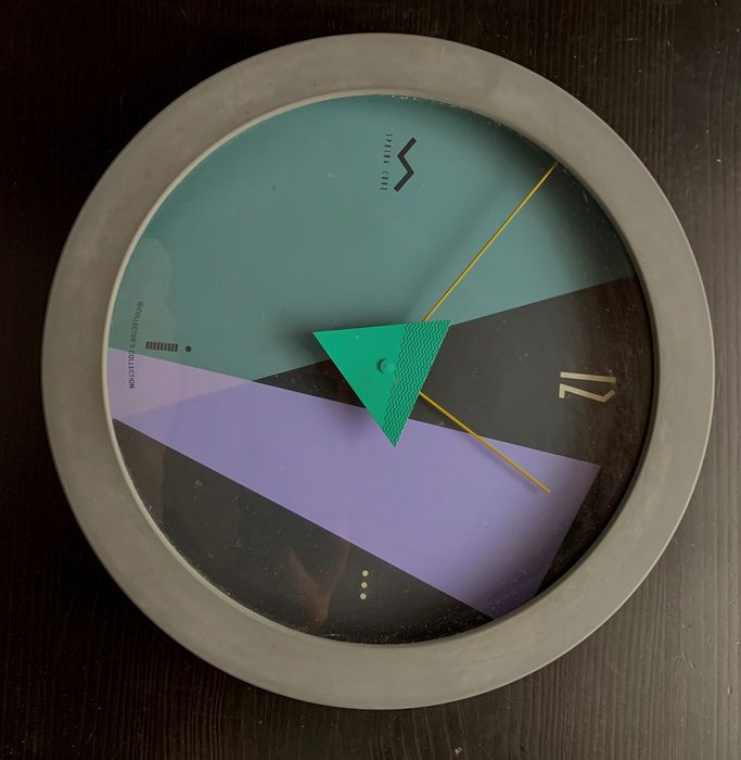 Collector's Collection - Wall clock