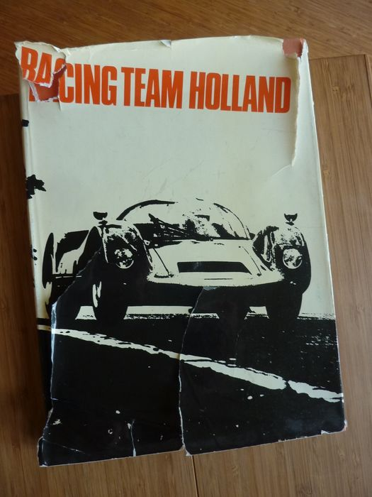Bøker - Racing Team Holland - Ben Pon, Rob Slotemaker, Carel Godin de Beaufort - 1967