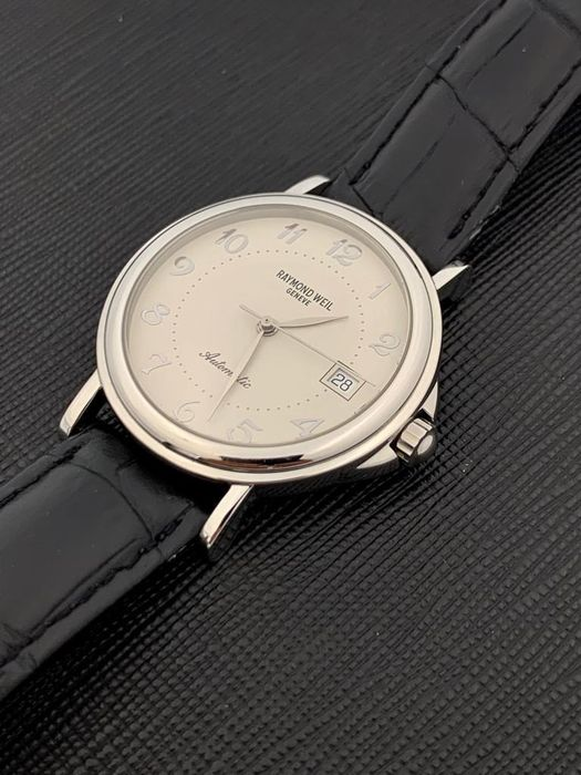 "Raymond Weil - Tradition Automatic - ""NO RESERVE PRICE"" - 2824 - Herre - 2011-nå"