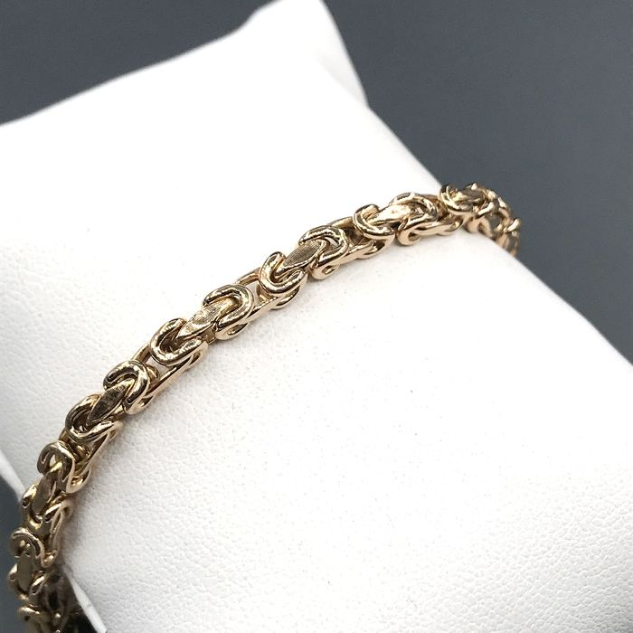 Yellow gold - Bracelet
