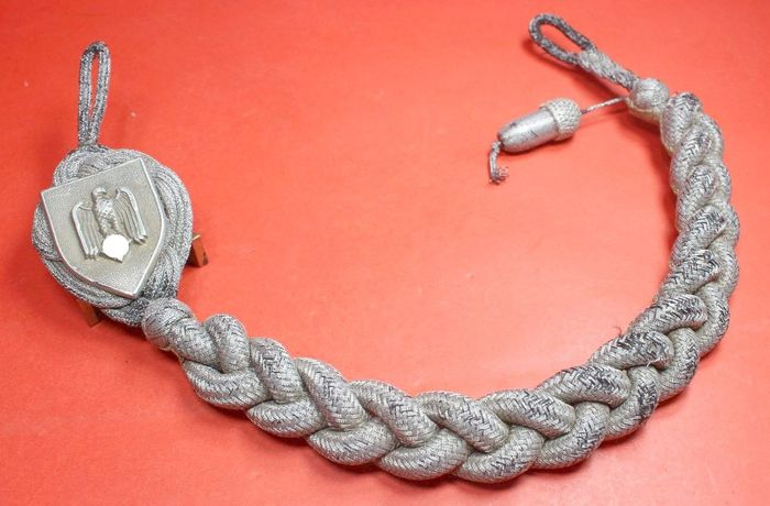 Germany - Wehrmacht / Army / Infantry / Sagittarius / Machine Gun - Rifle cord of the Army Wehrmacht II.Level for gunmen - 1938