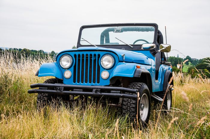 Jeep - CJ *CA-Import* - 1972