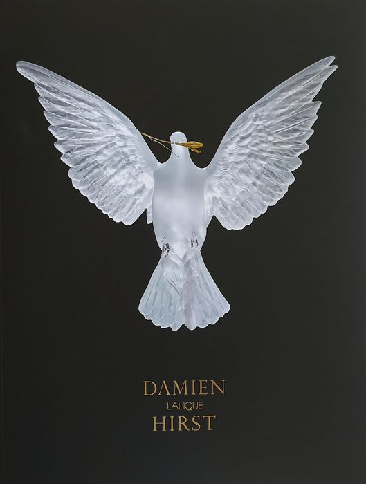 Signed; Damien Hirst - Eternal - 2017