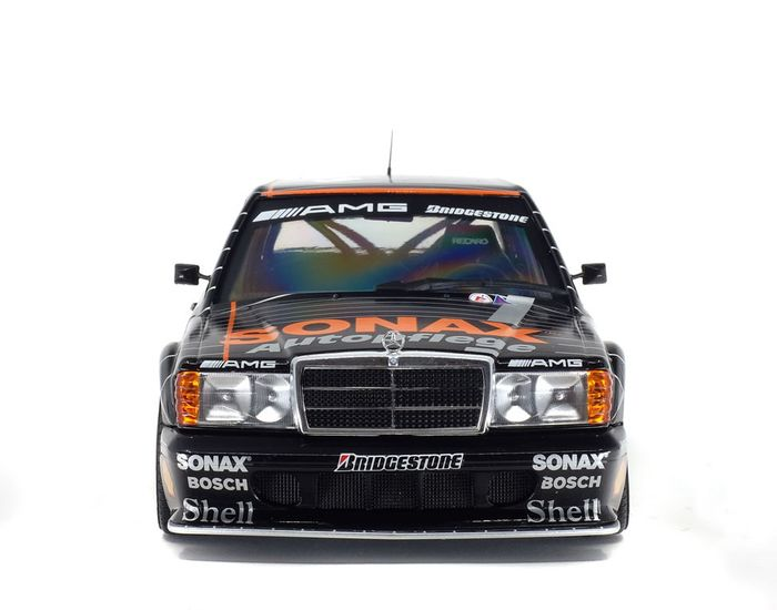 Solido - 1:18 - Mercedes-Benz 190E 2.5-16 Evolution II #3 DTM