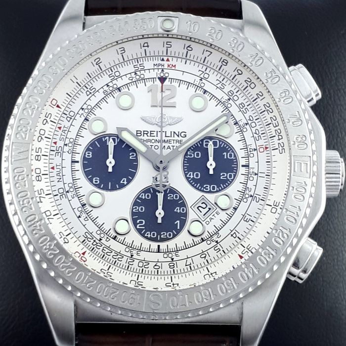 Breitling - B-2 Automatic Chronograph - Ref:A42362 - Herre - 2000-2010