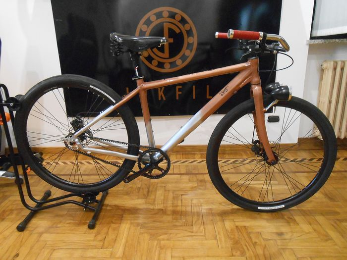 JokFil - SUB  - Bicicleta City Bike - 2019