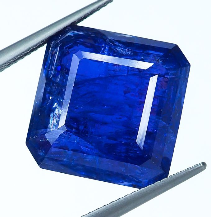 No Reserve - Tanzanite azul-violeta intensa - 23.28 ct