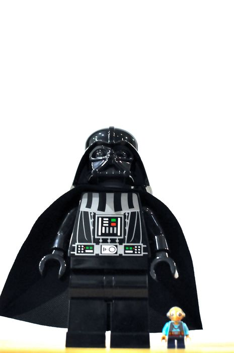 LEGO - Star Wars - BIG Dark Vador  - Danemark