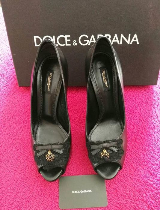Dolce & Gabbana Pumps - Size: IT 37.5