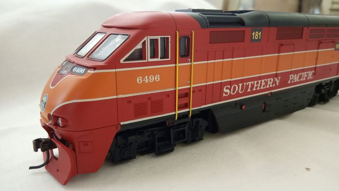 Athearn H0 - Diesellocomotief - F59 - Southern Pacific