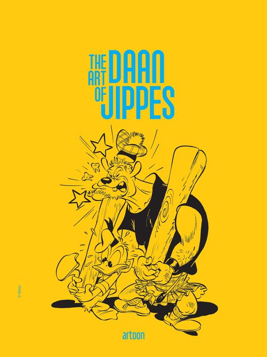 Topolino - The Art of Daan Jippes - First edition - (2019)
