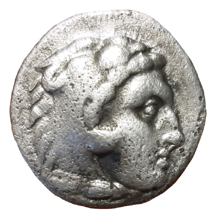 Grèce (ancienne) - Kings of Macedon. Philip III Arrhidaios. AR Drachm. Sardes mint c. 323-317 BC  - Argent