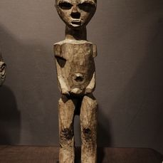 Figure - Dense Wood - Provenance Donald Taitt - Lobi - Burkina Faso