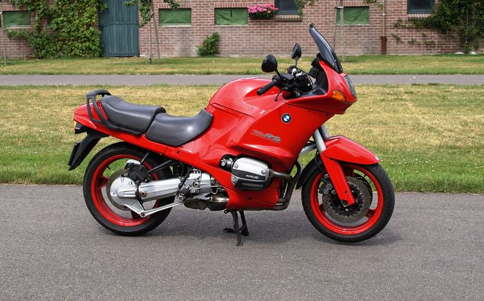 BMW - R 1100 RS - 1100 cc - 1993