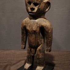Sculpture - Wood - Provenance Donald Taitt - Boa - Congo DRC