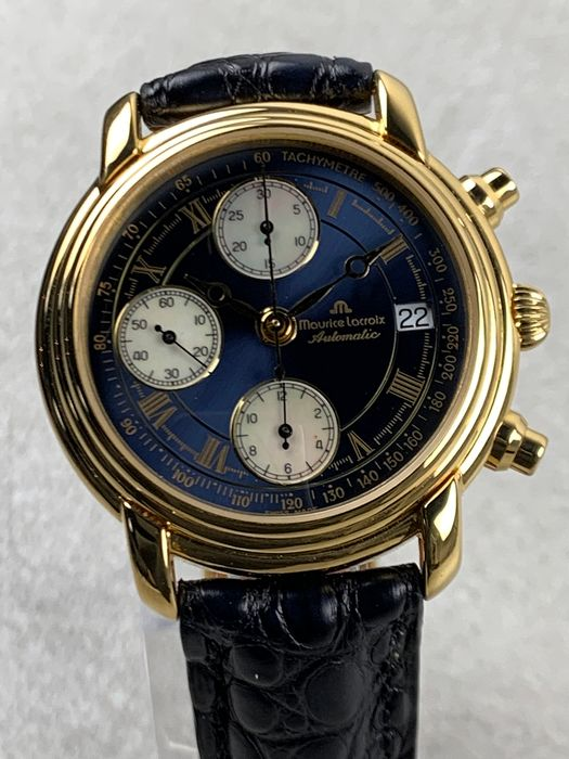 Maurice Lacroix - Croneo Chronograph Automatic Special - 03274 - Heren - 1990-1999