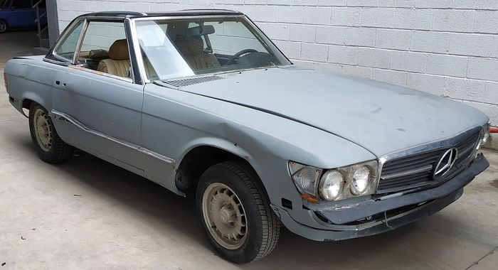 Mercedes-Benz - 380 SL (R107) - NO RESERVE - 1982