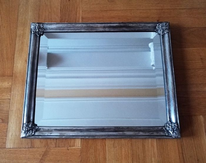 Norblin & Co - Toilet mirror (1) - Silver plated