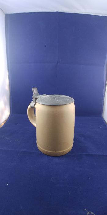 beer mug - Earthenware