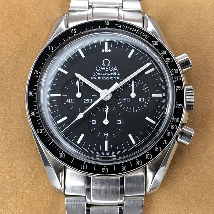 Omega - Speedmaster Professional Moonwatch  - 35705000 - Men - 1990-1999