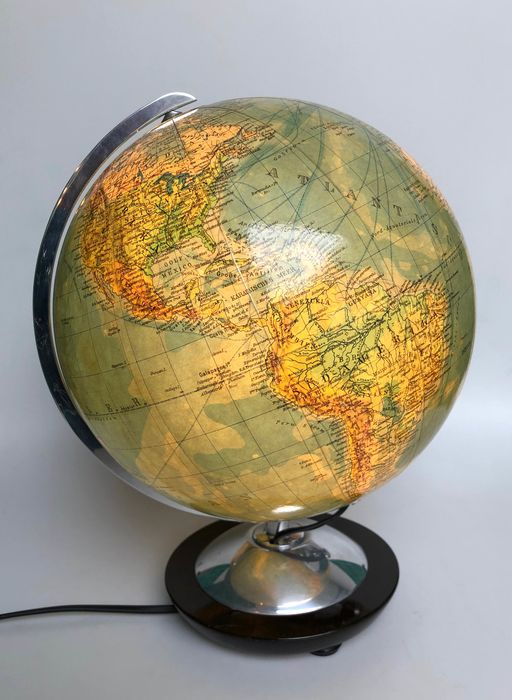 Paul Oestergaard - Columbus - Glass globe with lighting - Glass