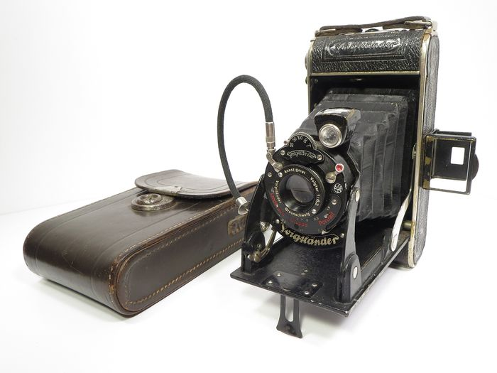 Voigtländer BESSA The first type and the first release !! (1929)