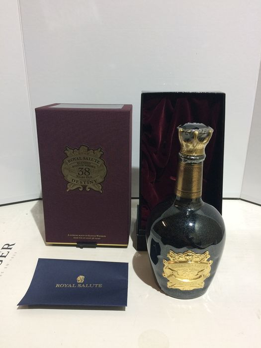 Chivas 38 years old Royal Salute - 50cl