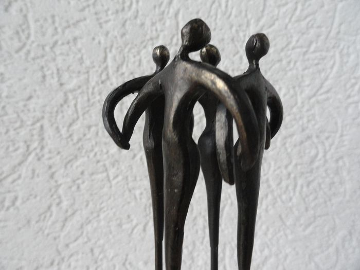 Artihove - Sculpture, Corry Ammerlaan, Quality on Level - Bronze