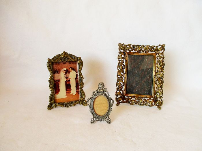 Beautiful Frames - Brass, Bronze, Pewter