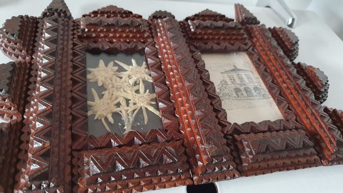 photo frames (3) - Wood