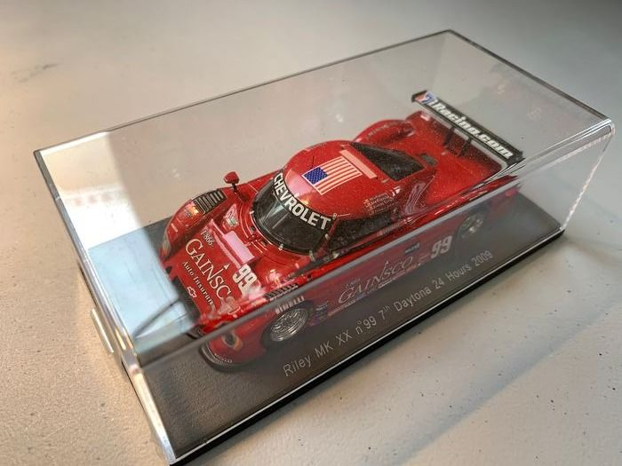 Spark - 1:43 - RIley MK XX  # 99    Daytona 24 Hours 2009 - Art. No. S2988 J. Fogarty - A. Gurney - J. Vasser - J. Johnson
