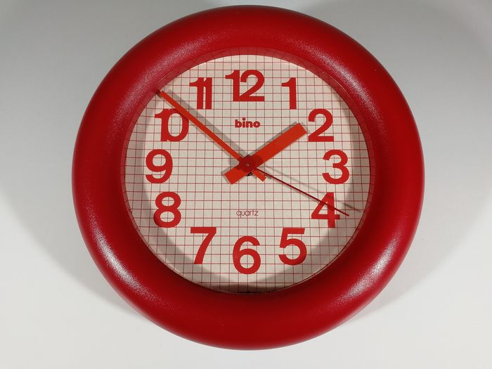 Lorenz design - Bino - Reloj de pared
