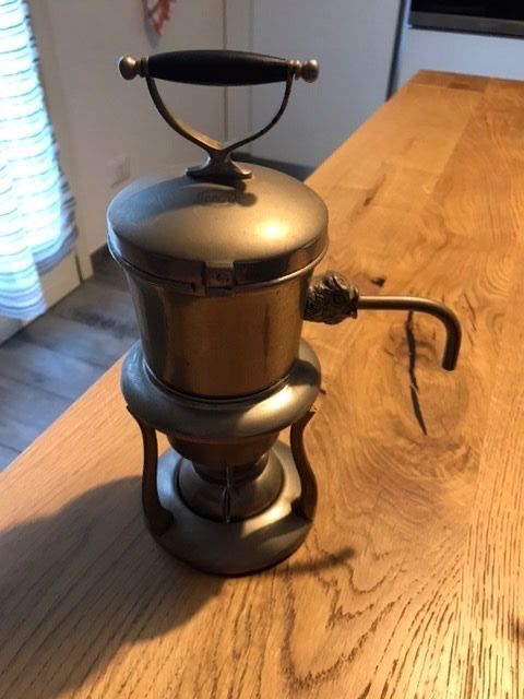 Invicta - Coffee maker (1) - Brass, nickel