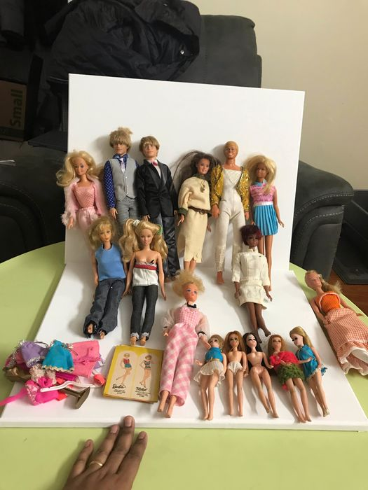 RARE - Collector's Delight - Barbie Ken and Other Dolls - Doll