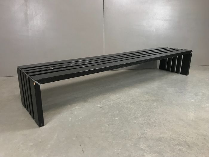 Walter Antonis - 't Spectrum - Slatted sofa / coffee table - Passe-Partout
