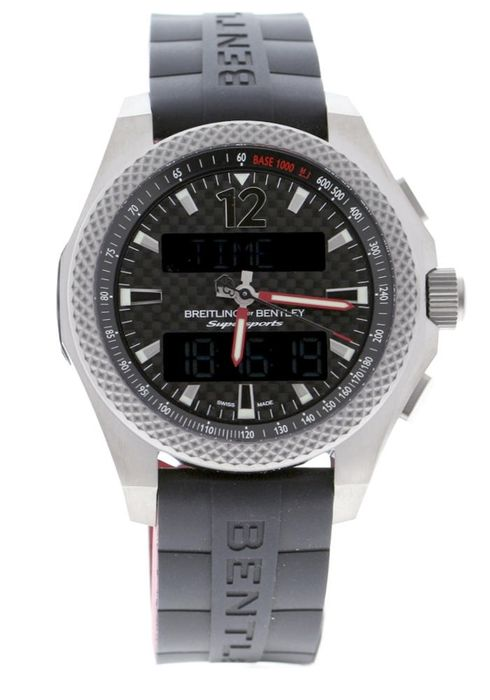 Breitling - Breitling for Bentley Supersports B55 Carbon dial Perpetual - EB552022/BF47 - Unisex - 2019
