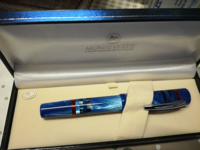 Waterman - Fountain pen - I sell in three Waterman, and three Parkers. of 120